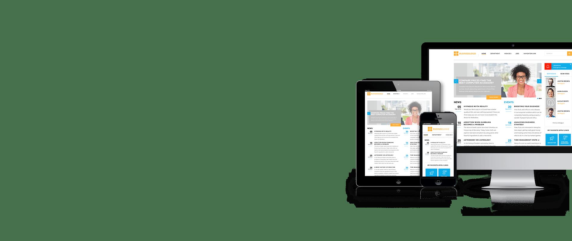 intranet - Involv