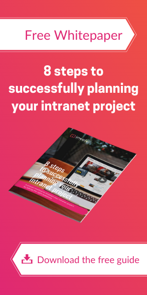 Plan your intranet project